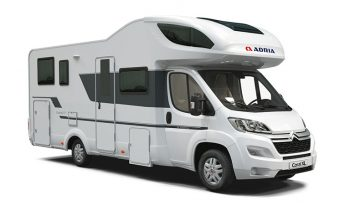 ADRIA CORAL XL AXESS 670 SL full